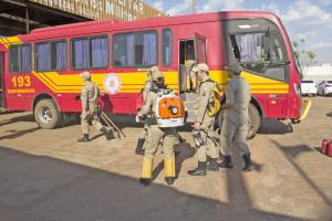 Cinquenta homens convocados para o combate às chamas em Palmas