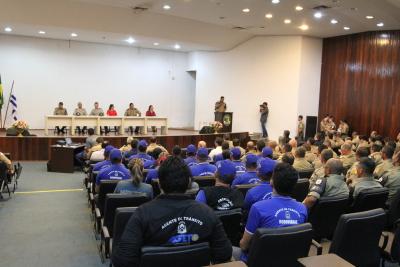 19 agentes da Ageto participam do Curso