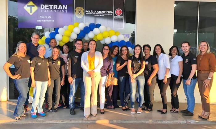 Projeto é uma parceria da SSP e do Detran