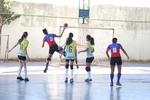 O handebol feminino é uma das modalidades que serão disputadas nesta etapa da competição