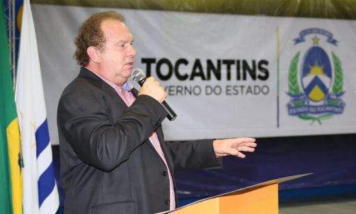 Foto 04 O governador Mauro Carlesse destacou que é importante incentivar a aprendizagem da juventude tocantinense.jpeg