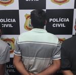Polícia Civil desarticula mais um ponto de venda de drogas e prende três homens em Paraíso