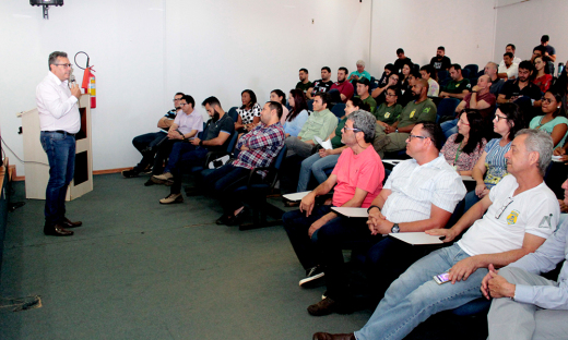 Servidores do Naturatins participam da programação no Dia Nacional do Cerrado