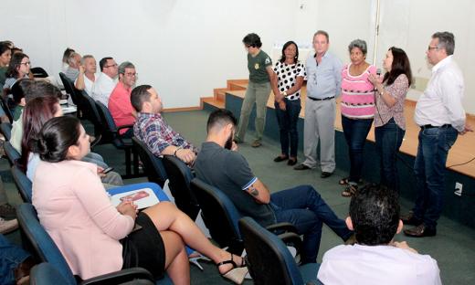 Durante evento realizado nesta quarta-feira, 11, foi lançada a iniciativa do consumo consciente para redução de consumo de copos descartáveis
