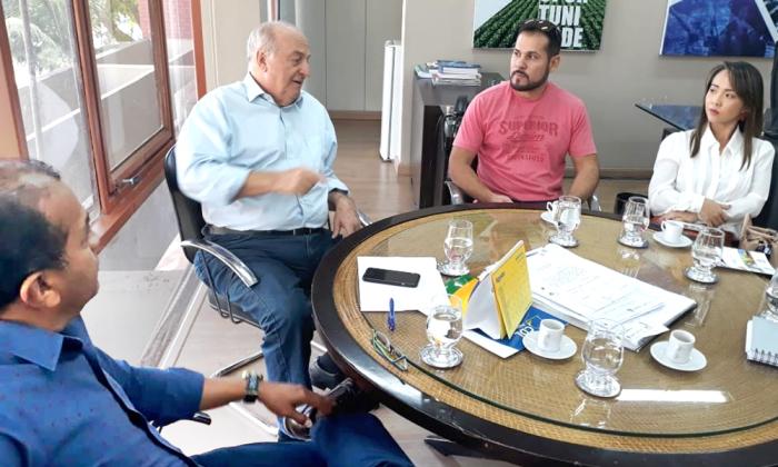 Secretário fala dos incentivos fiscais a empresário do Grupo G-express