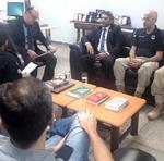 Segurança Pública do Tocantins e Polícia Rodoviária estreitam relações institucionais