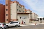 O residencial está localizado na região próxima à praia das Arnos