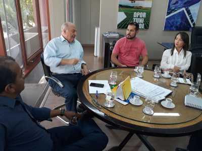 Secretário fala dos incentivos fiscais a empresário do Grupo G-express.