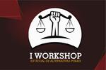 O workshop tem como objetivo fortalecer as alternativas à prisão no Tocantins e construir métodos para resolução de conflitos e violências