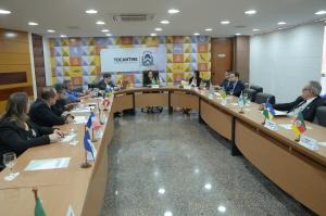 Presidentes de Juntas Comerciais do Brasil se reúnem em Palmas
