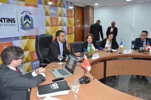 Vice-governador Wanderlei Barbosa participa da abertura do evento