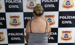 Mulher suspeita de estelionato é presa pela Polícia Civil em Dianópolis
