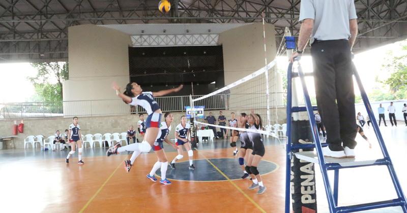 O time 15 a 17 do Colégio Dom Bosco foi um dos que já se classificaram