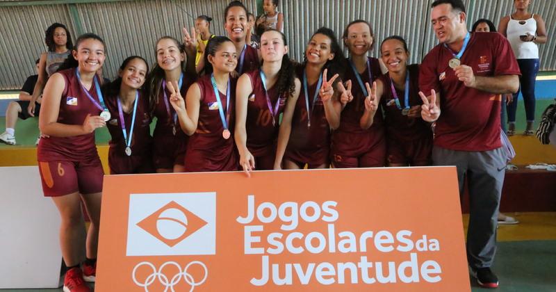 Após conquistar a prata, o time do IFTO será o representante do Tocantins nos Jogos