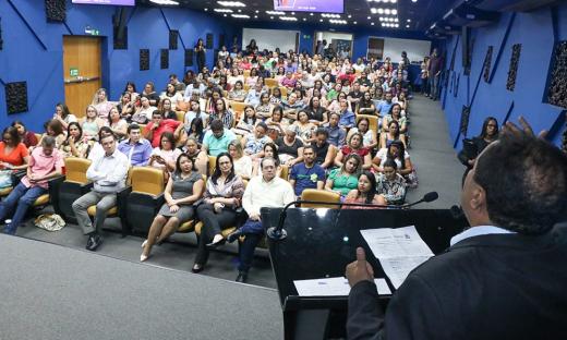 A diretora regional do Senai,  Márcia  Rodrigues de Paula, destacou que a grande importância da parceria com a Setas