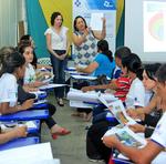 Coordenadores e professores recebem orientações de como trabalhar a  temática Educação Fiscal em sala de aula