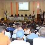 O evento que contou com cerca de 150 pessoas e ocorreu no auditório da Faet / Senar