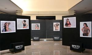 """Fotos da Exposição """"Desatando Nós"""", na sede do Igeprev-TO em Palmas. Autoria: Morgana Taíse"""