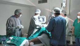 Segundo o urologista Danilo Maranhão o procedimento é a colocação de um cateter diretamente no rim para drenar a urina