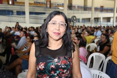 Os cursos de formação continuada ajudam a melhorar o processo de ensino e aprendizagem, destacou a professora Valdeci Vasconcelos