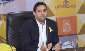 O secretário-chefe da Casa Civil, Rolf Vidal, prestigiou o evento e destacou a iniciativa dos servidores