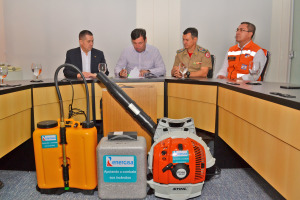 """Diretor-presidente da Energisa entrega equipamentos: """"é um ganha-ganha"""""""