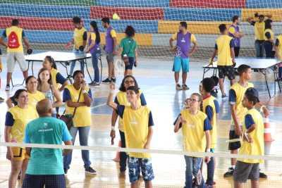 - Estudantes vivenciaram a prática de três modalidades durante Festival Dia do Atleta Paralímpico em Palmas