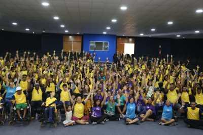 Mais de 150 estudantes participaram do Festival em Palmas