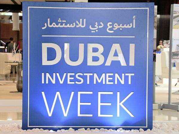 Dubai Investment Week é uma plataforma global para descobrir oportunidades de crescimento, construir parcerias público-privadas e promover a inovação