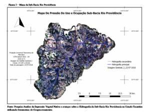 Figura 2 – Mapa da Sub-Bacia Rio Providência_ Fonte – Pesquisa Analise da Supressão Vegetal Nativa e avanços sobre a Hidrografia da Sub-Bacia Rio Providencia no Estado Tocantins utilizando ferramentas de Geoprocessamento_300.jpg