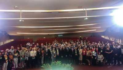 Encerramento do XV Encontro Nacional do Conselho, que antecedeu a 32ª reunião