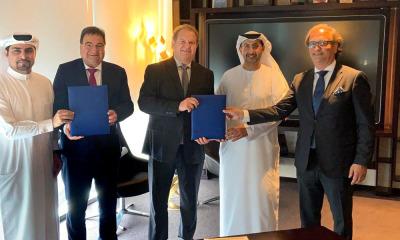Governador Mauro Carlesse assina memorando de entendimento com os Emirados Árabes, abrindo as portas investimentos para o Tocantins.