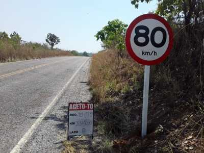 Ao todo, serão beneficiados 18 trechos de rodovias, em várias regiões do Tocantins - Ageto/Governo do Tocantins