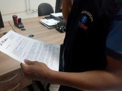 Empresa e sindicato têm o prazo de 48h para entregar documentos solicitados