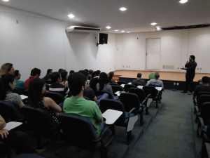Saúde mental do trabalhador é tema de palestra no Naturatins
