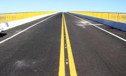 Nova ponte terá 1.488 m de extensão