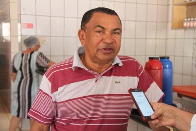 Empresário no Povoado Escola Brasil, Adail Cerqueira comemorou iniciativa