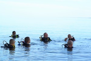 Novos mergulhadores passam a integrar os quadros do Tocantins, Mato Grosso do Sul e Rio de Janeiro