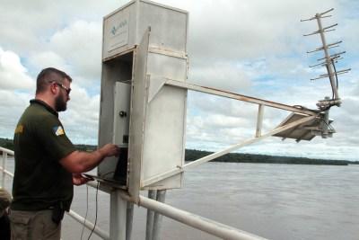 Os recursos são destinados para a manutenção dos equipamentos de monitoramento