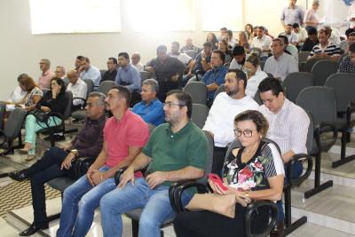 Apresentação do 5º edital de licitação de imóveis Terratins aos corretores de Palmas