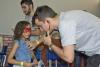 Atendimentos médicos alcançaram mais de 100 crianças no Bombeiros em Ação