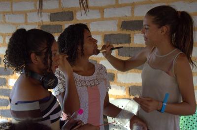 Cursos também integram o projeto Juntos Pela Cidadania