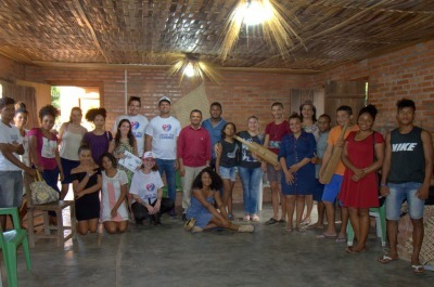 22 moradores do povoado Mumbuca foram capacitados -