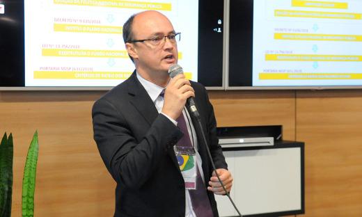 Cristiano Sampaio demonstrou preocupação com a redução dos recursos para o setor e disse que é preciso um esforço conjunto para assegurar o repasse do que está sendo arrecadado
