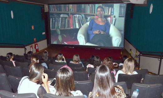 Filme foi exibido no Cine Cultura na tarde desta terça-feira, 8