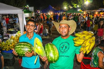 Feira Ecosol já beneficiou mais de mil famílias de norte a sul do Estado