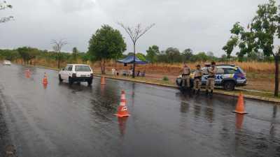 Abordagens a veículos no Parque Sussuapara em Palmas