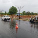 Abordagens à veículos no Parque Sussuapara em Palmas