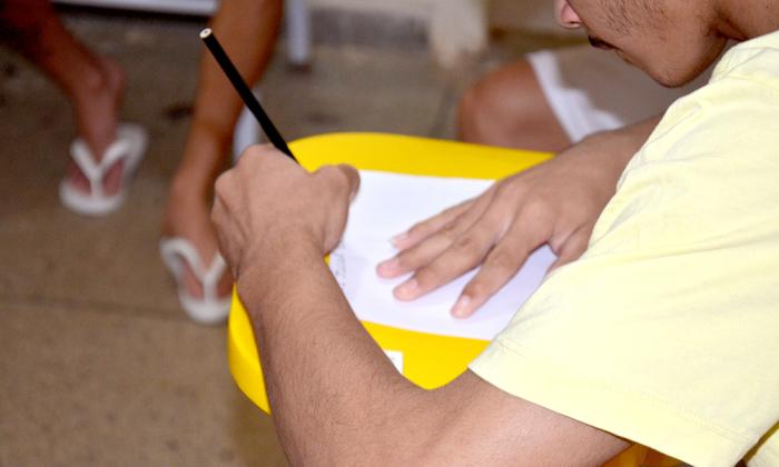 A preparação para Encceja PPL começou meses antes da aplicação das provas