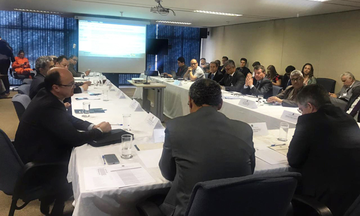 Reunião do Conselho Gestor do Fundo Nacional de Segurança aprova aporte e projetos